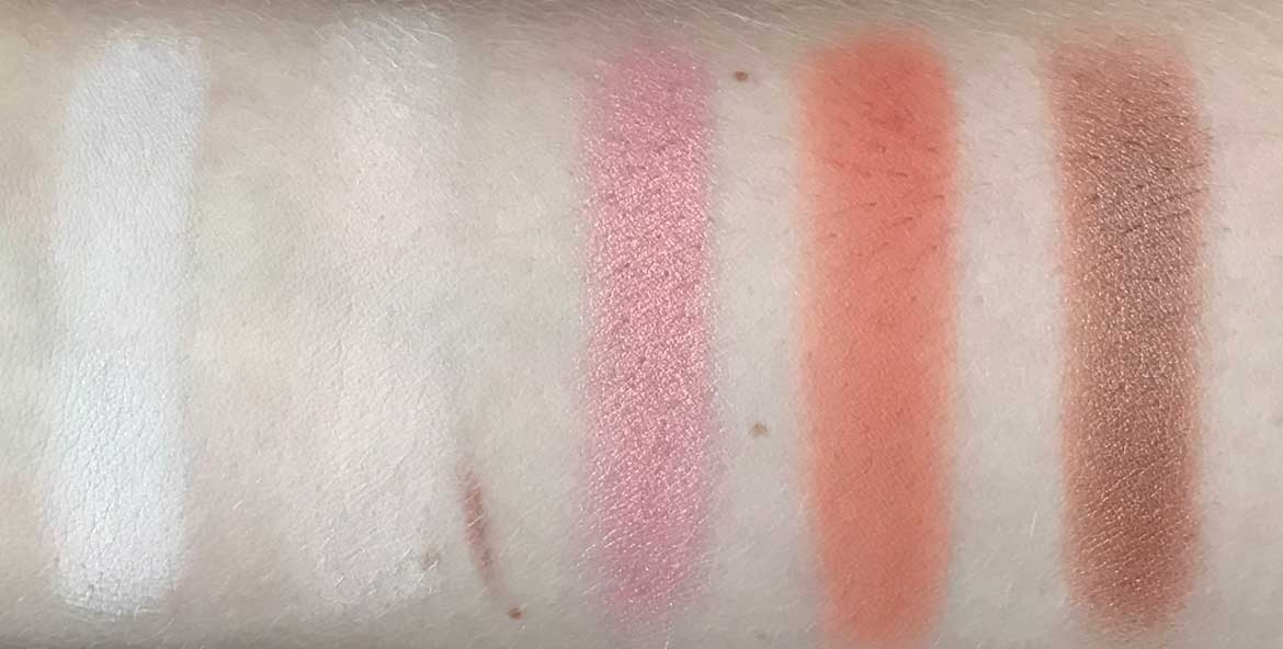 Zoeva-warm-spectrum-palette-row-1-swatches