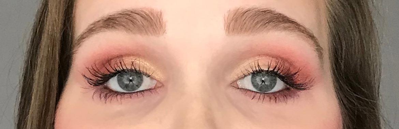 I-heart-makeup-Revolution-surprise-egg-dragon-look-eyes-open