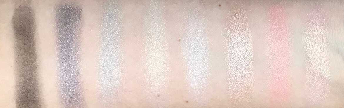 Max-&-More-24-eyeshadows-palette-03-rose-action-row-1-swatches