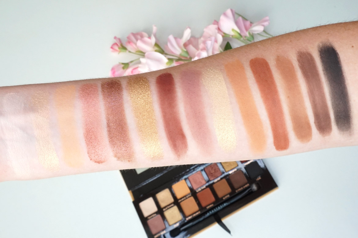 anastasia-eye-shadow-palette-soft-glam-swatches-row-1-2