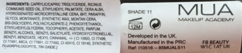 MUA-makeup-academy-lipstick-shade-11-ingredients