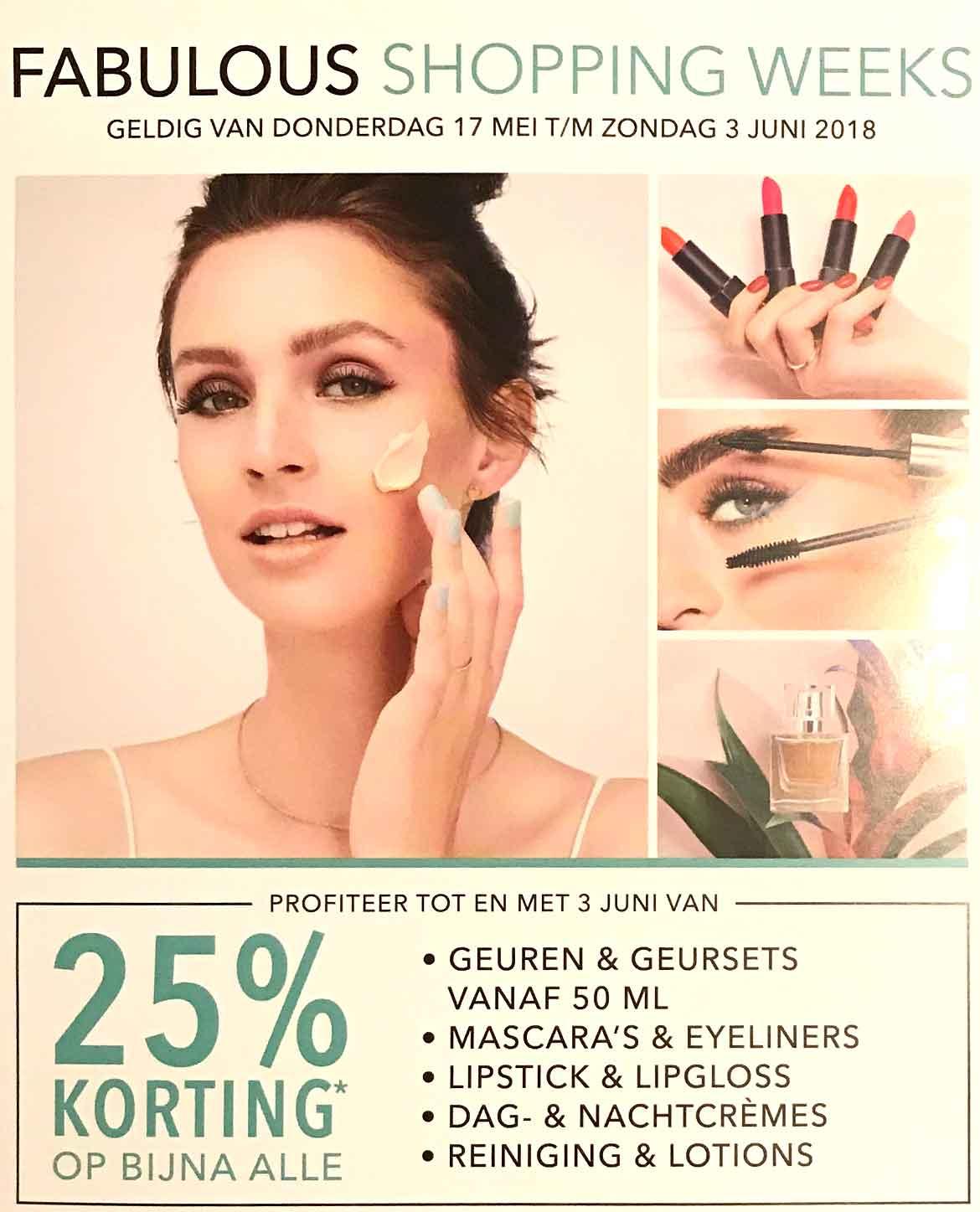 douglas-actie-make-up-week-22 kortingsbon