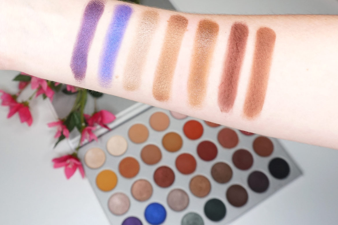Morphe-the-Jaclyn-Hill-Palette-review-swatch-10