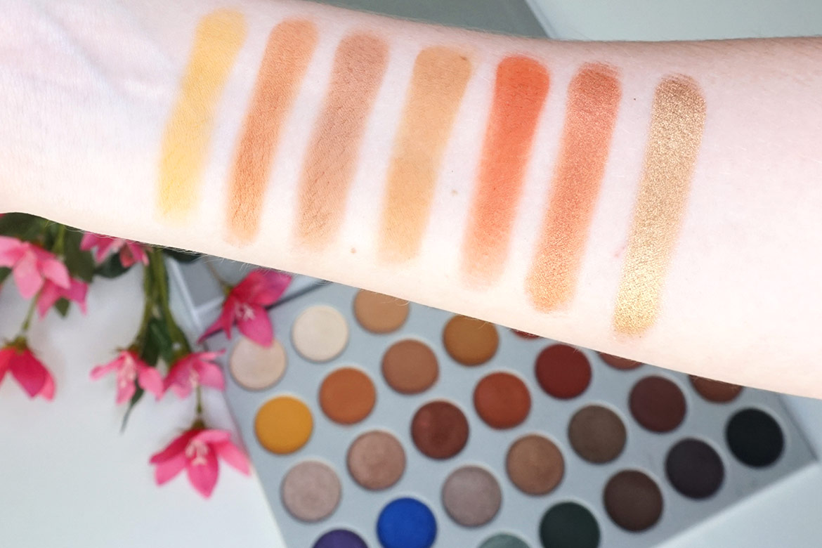 Morphe-the-Jaclyn-Hill-Palette-review-swatch-8