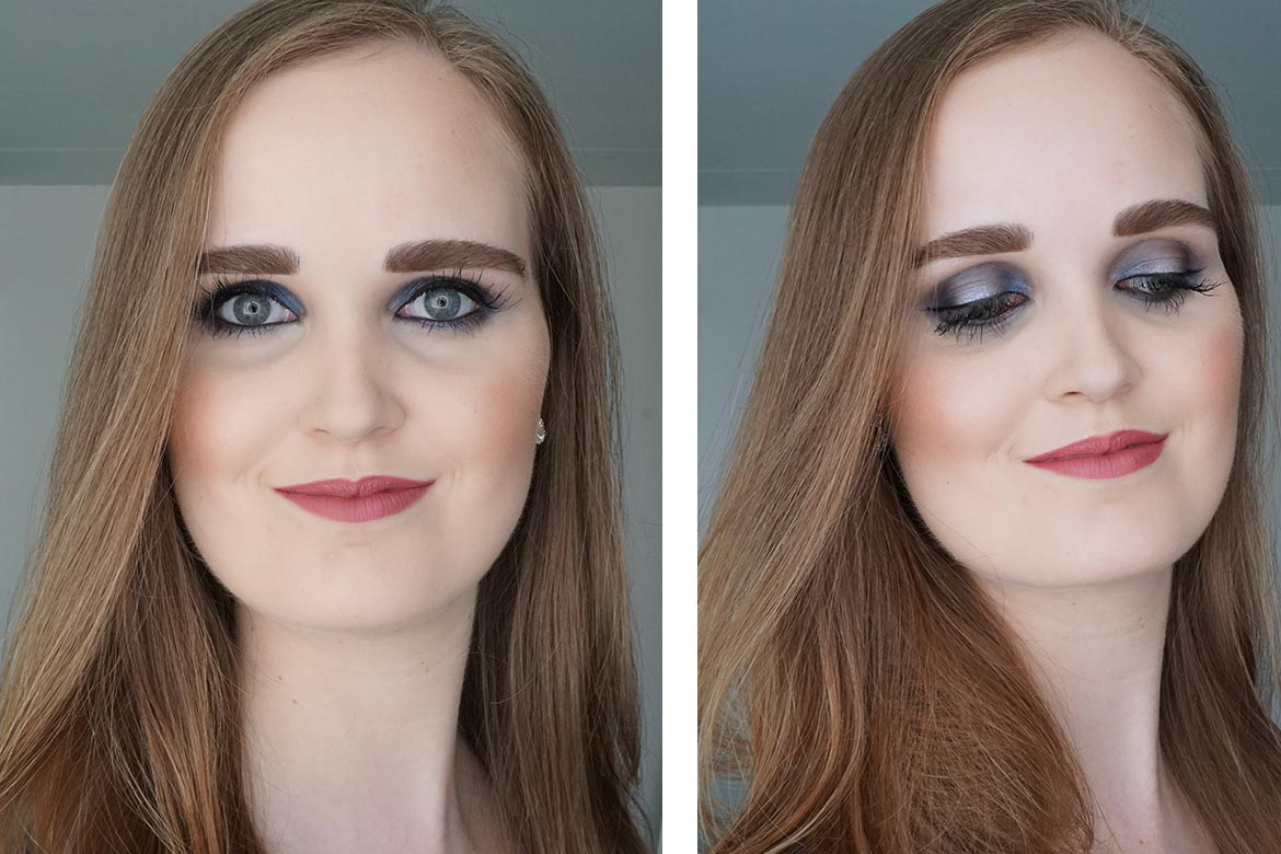 BE-creative-make-up-eyeshadow-quad-004-navy-review-look