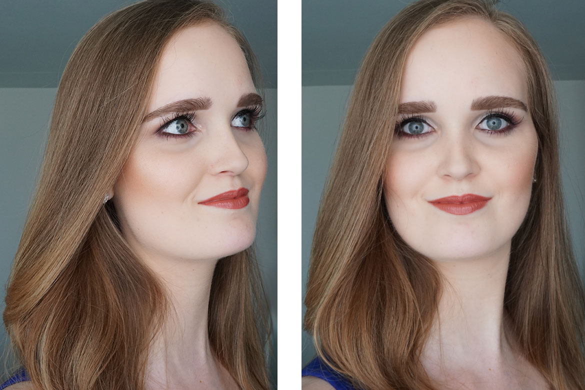 PS...-Glow-Palette-Highlight-and-Sculpt-Cheek-Palette-review-look2