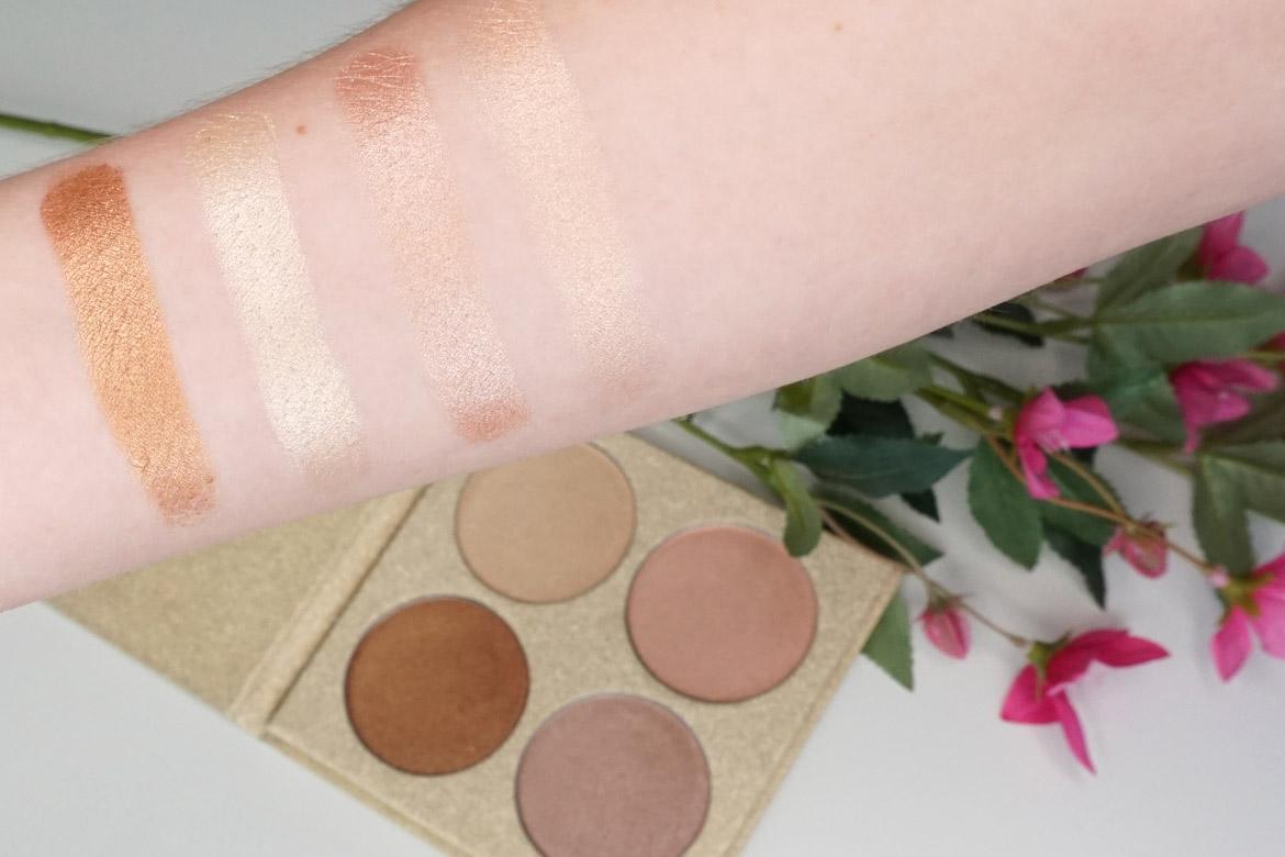 PS...-Glow-Palette-Highlight-and-Sculpt-Cheek-Palette-review-swatch