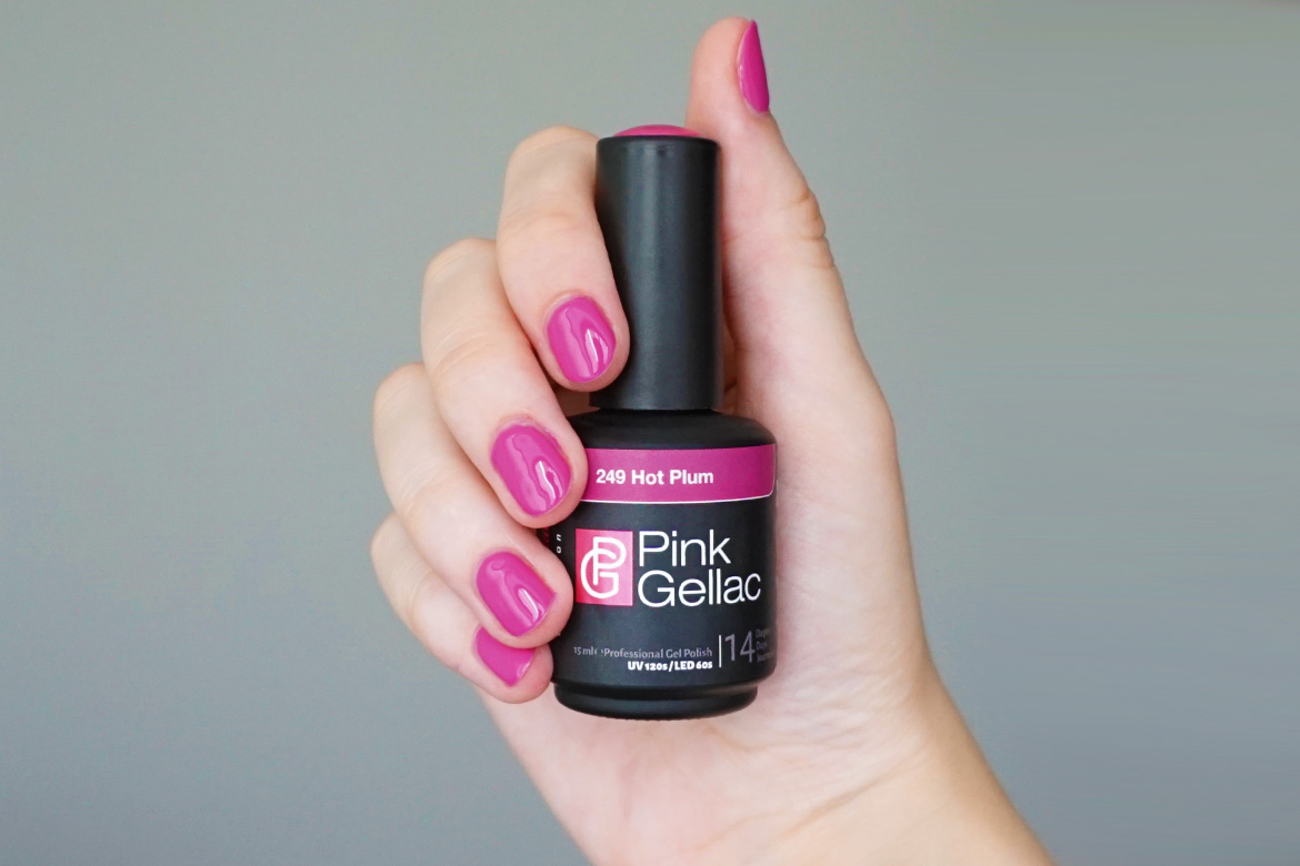 Pink-Gellac-249-Hot-Plum-review-look-2