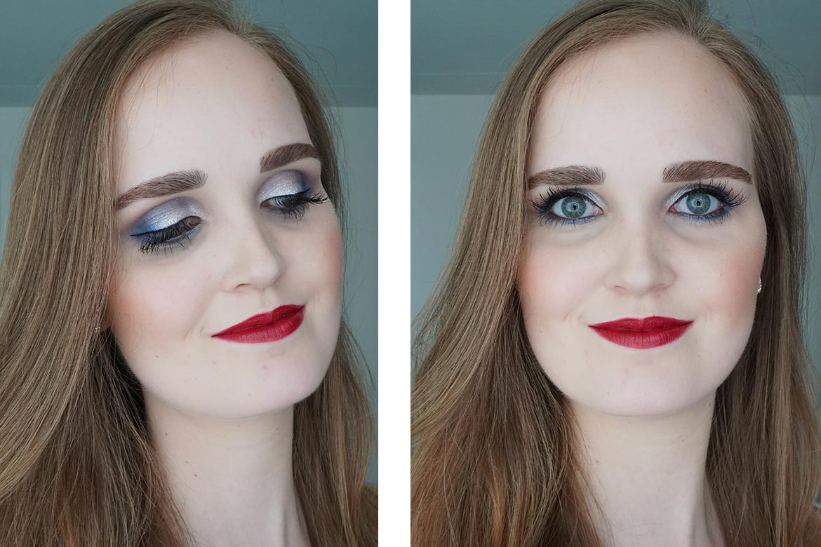 Too-Faced-Then-and-Now-eyeshadow-palette-review-look-blue-3