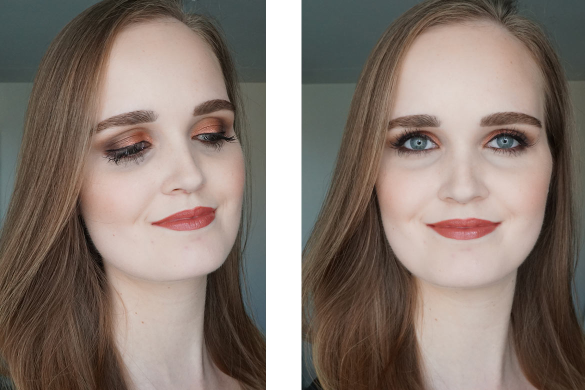 Urban-Decay-Naked-Heat-eyeshadow-palette-review-look2.2
