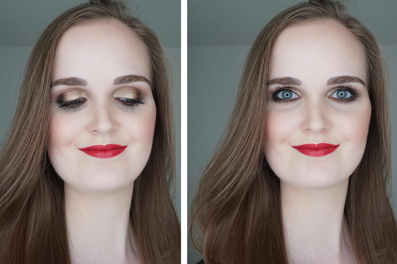 I-heart-makeup-Revolution-24k-Gold-palette-review-look-3.2