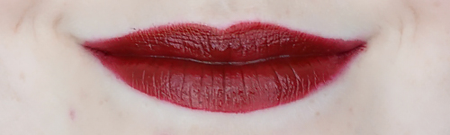 MAC-liptensity-lipstick-review-look-dionysus-swatch