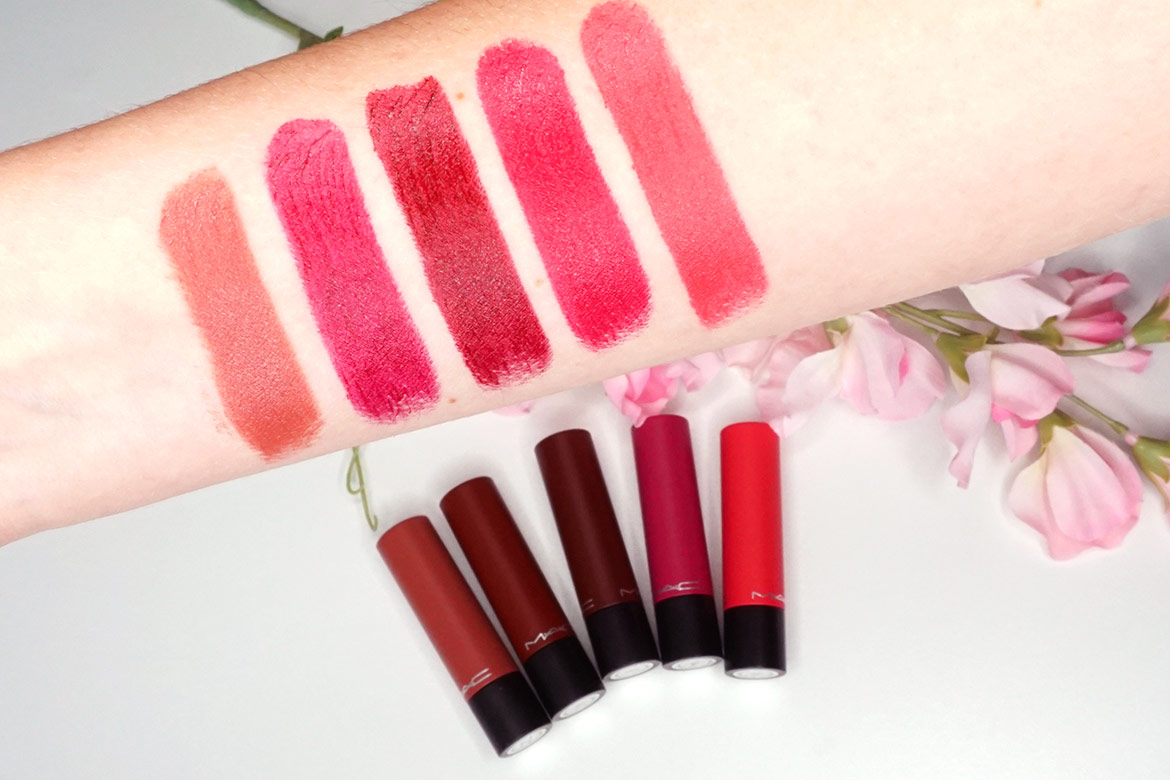 MAC-liptensity-lipstick-review-swatches