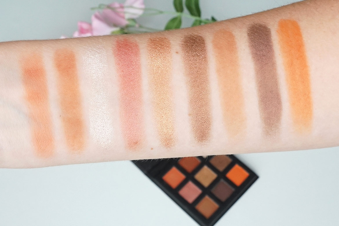 Primark-PS...-Amber-passion-review-swatches