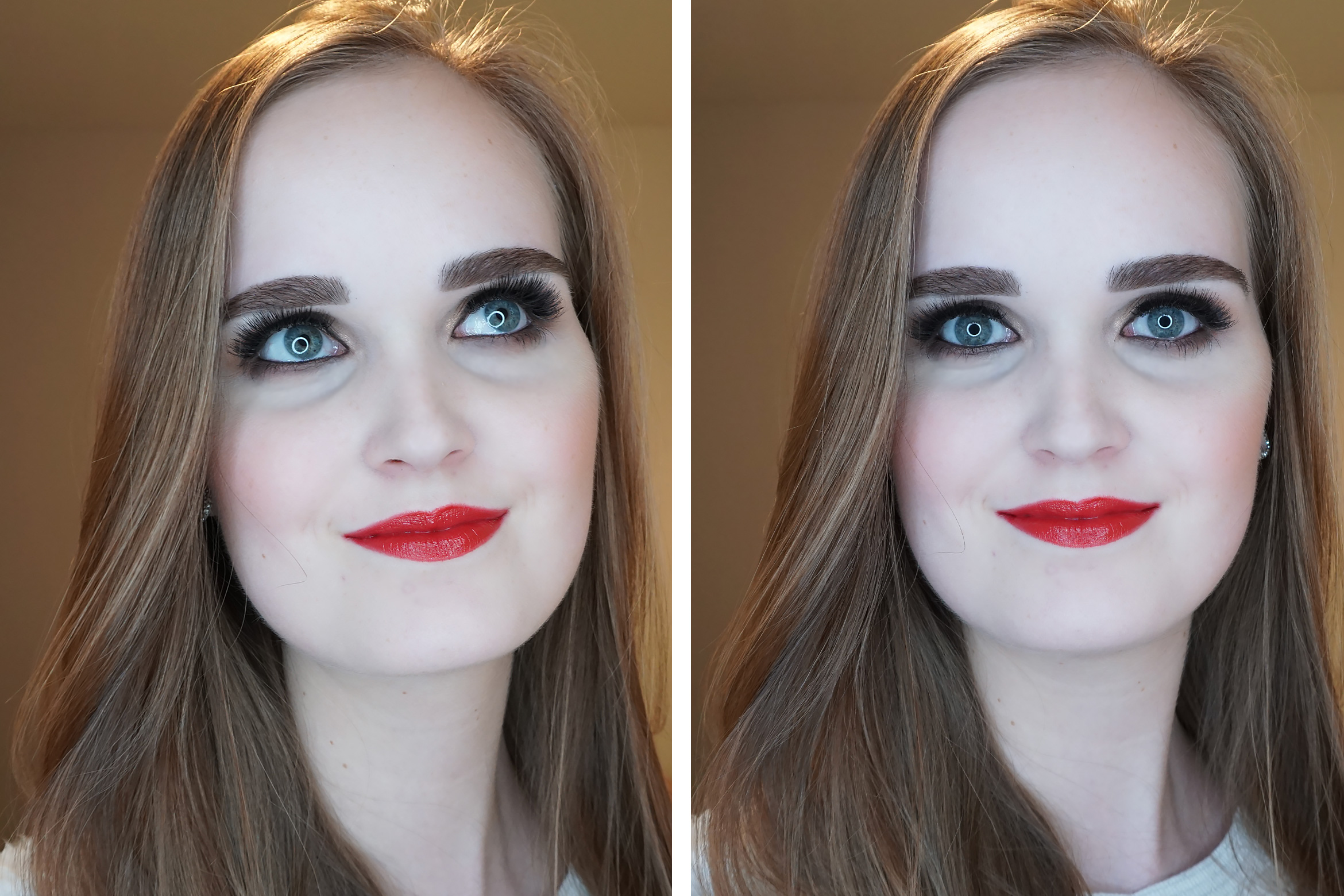 make-up-factory-tailored-lashes-review-wide-set-eyes-look-1
