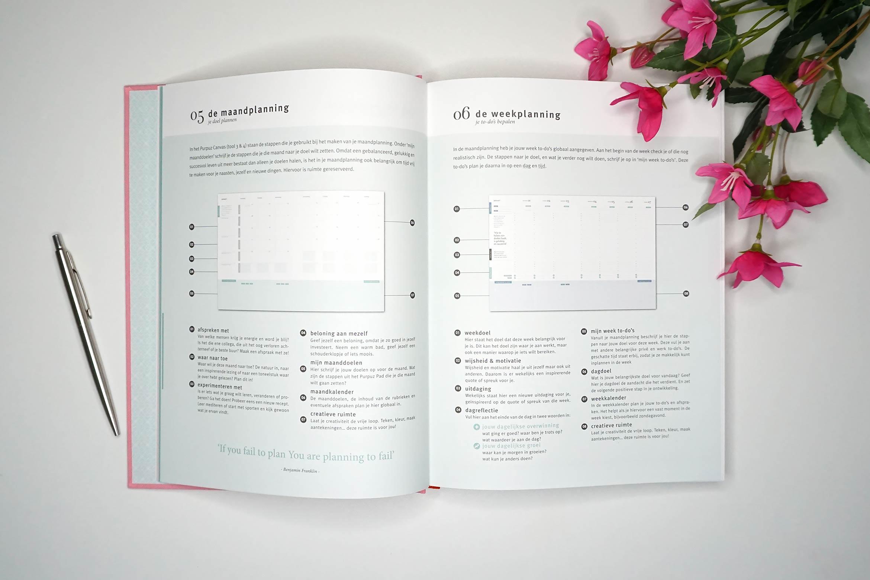 purpuz-planner-2019-review-maandplanner-weekplanner