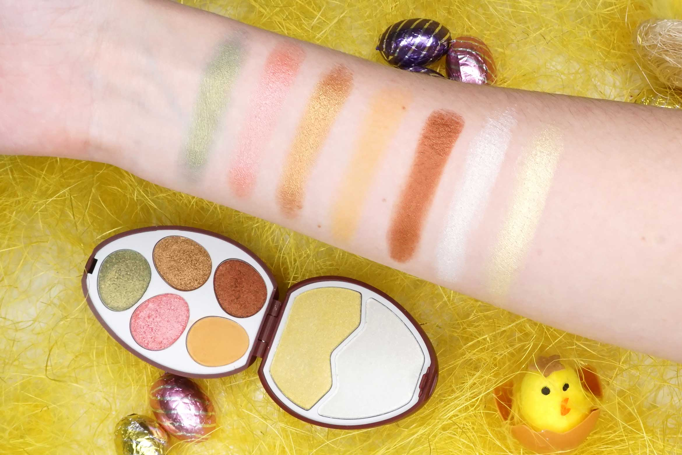 I-heart-revolution-easter-egg-chocolate-swatches-review