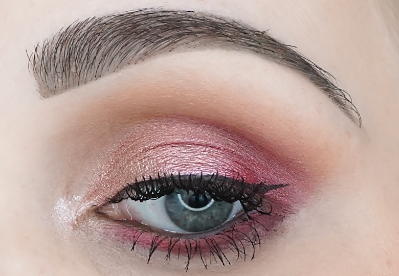 MUA-burning-embers-palette-look-1-review