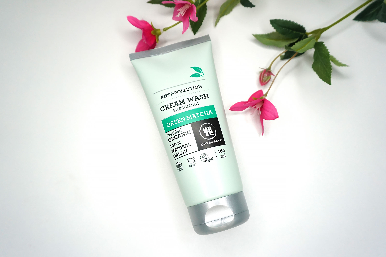 Urtekram-Green-Matcha-cream-wash-review
