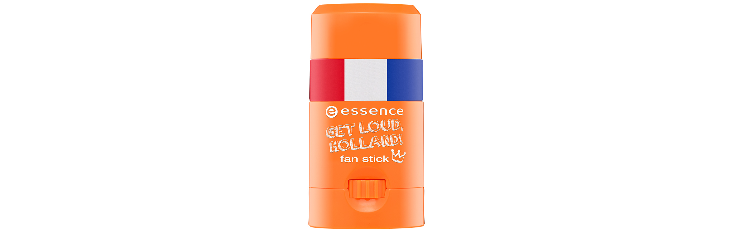 Essence-get-loud-holland-fan-stick