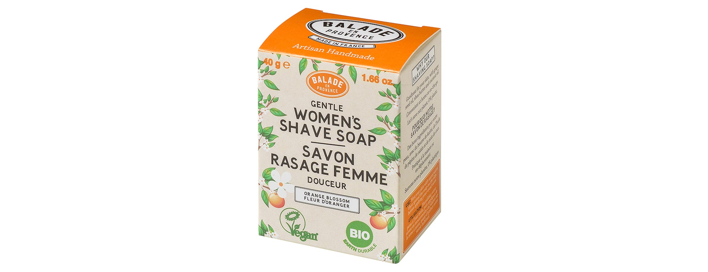 balade-en-provence-gentle-women's-shave-soap-orange-blossom