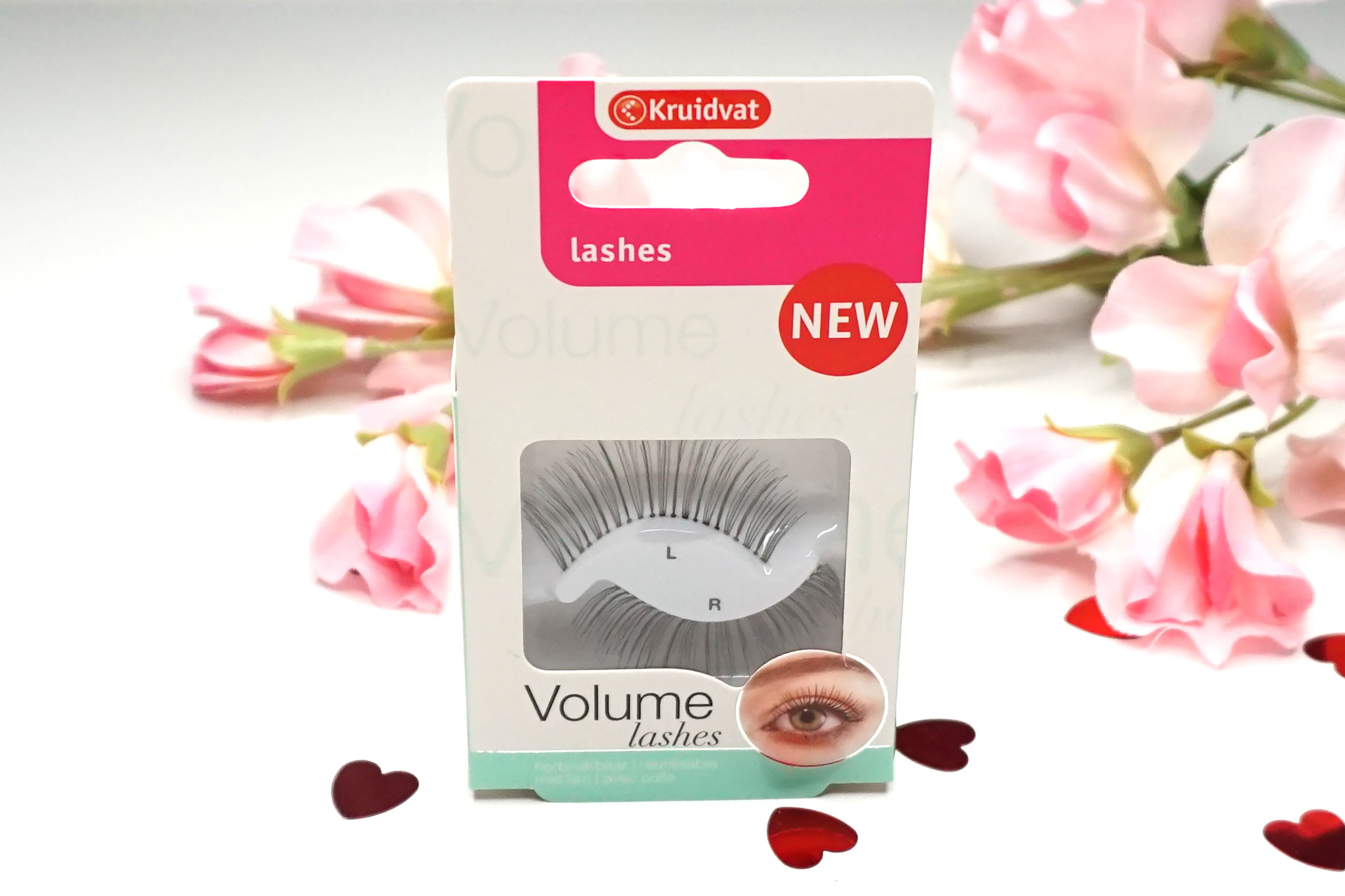 kruidvat-volume-lashes-review