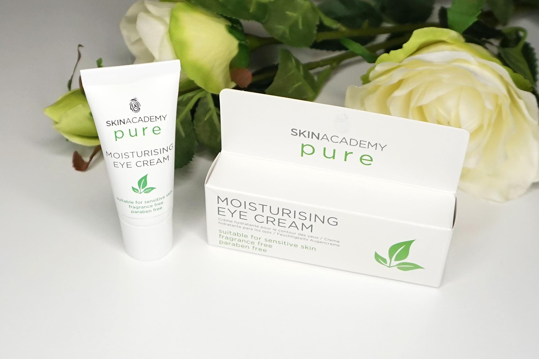 skinacademy-pure-moisturising-eye-cream-review