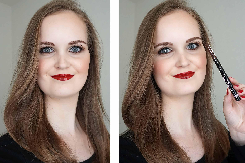 Deborah-Milano-24ORE-Brow-Marker-review-look-1