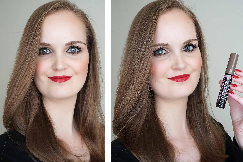 Deborah-Milano-24ORE-Brow-Mascara-review-look-1