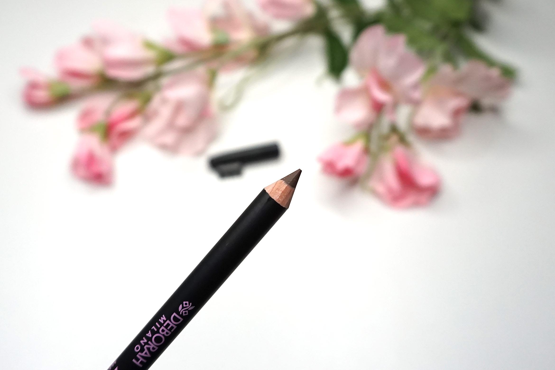 Deborah-Milano-24ORE-brow-pencil-review