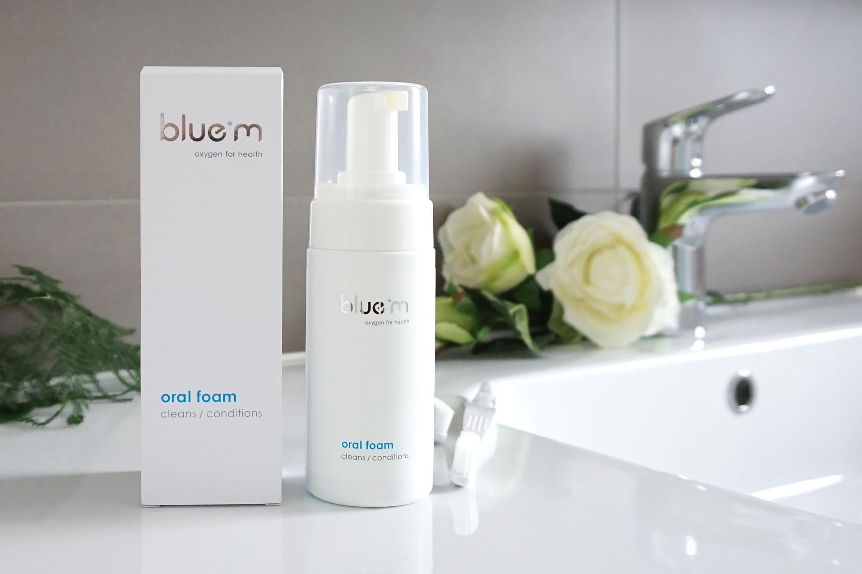 blue-m-oral-foam-review