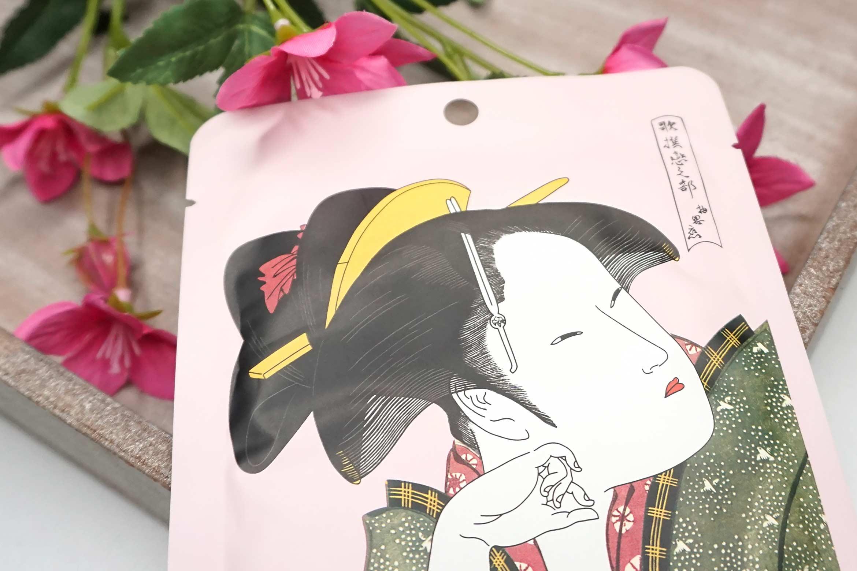 mitomo-camellia-matcha-sheet-mask-review-3