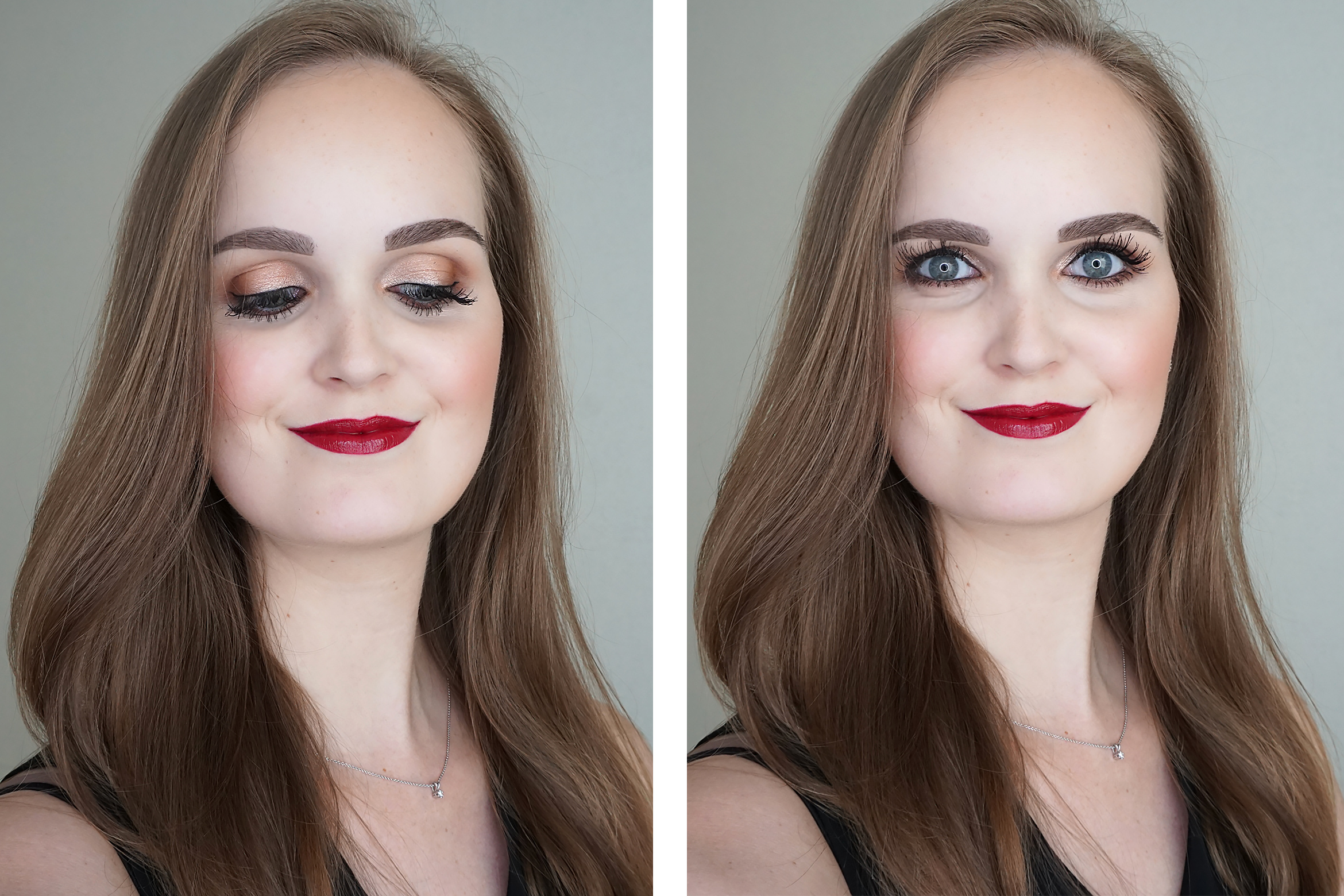 lottie-london-the-rose-golds-look-1.3-review