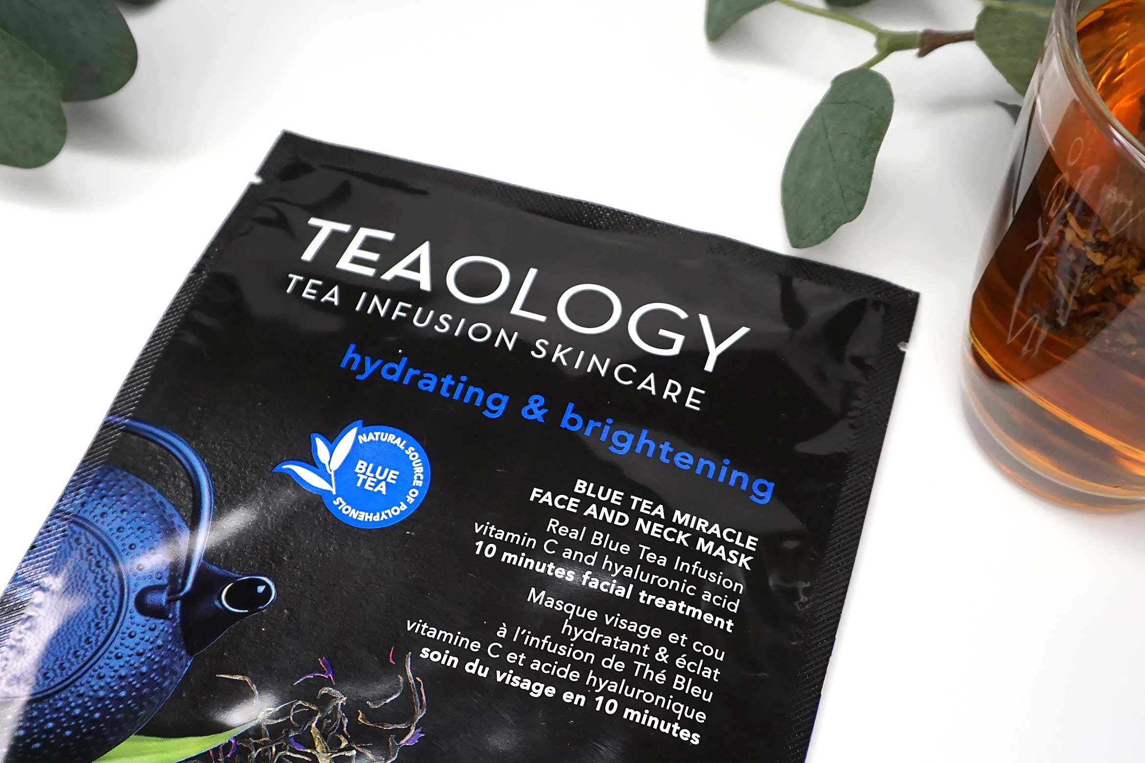 Teaology-Blue-Tea-Miracle-Face-and-Neck-Mask-review-1