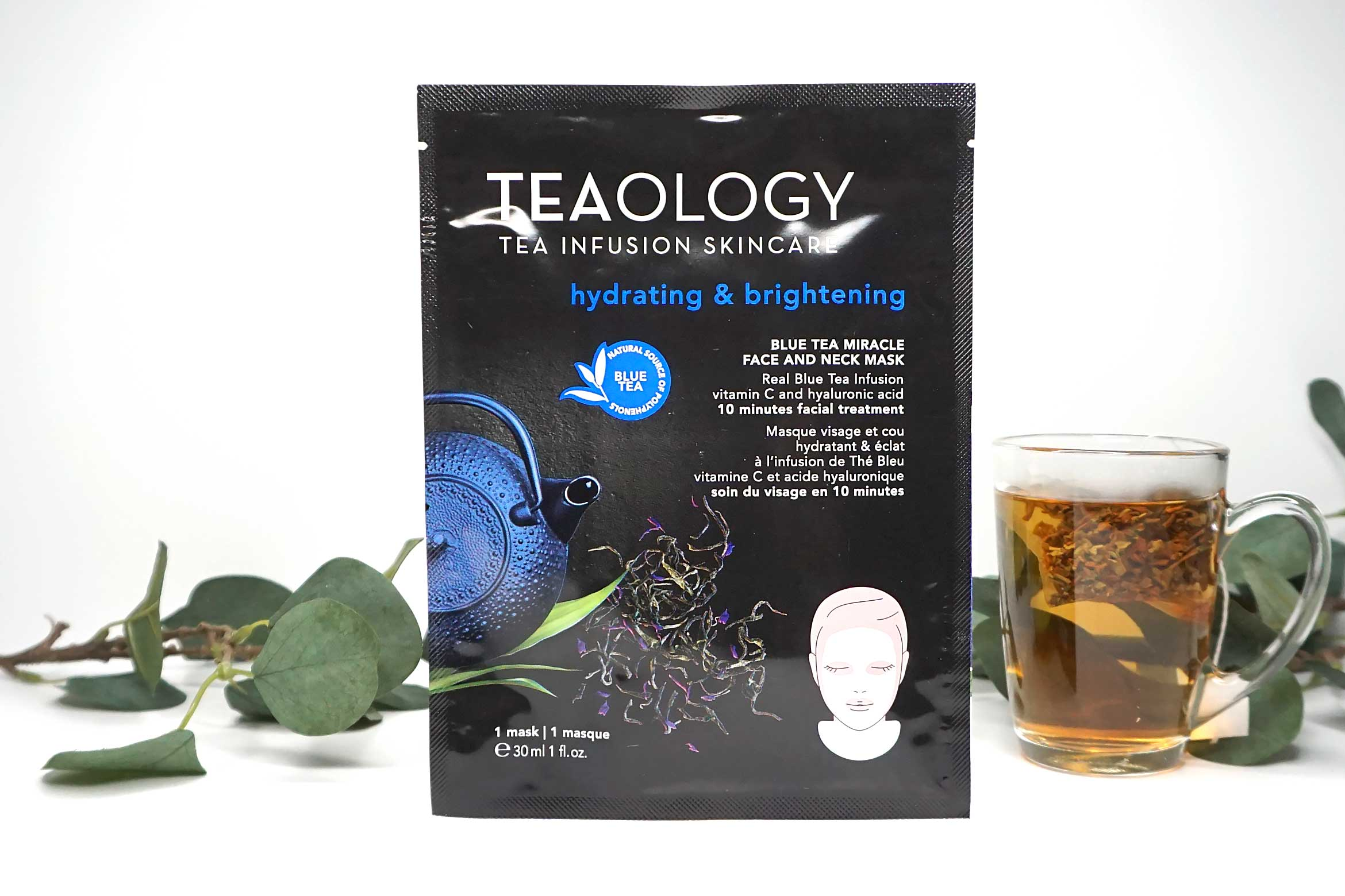 Teaology-Blue-Tea-Miracle-Face-and-Neck-Mask-review