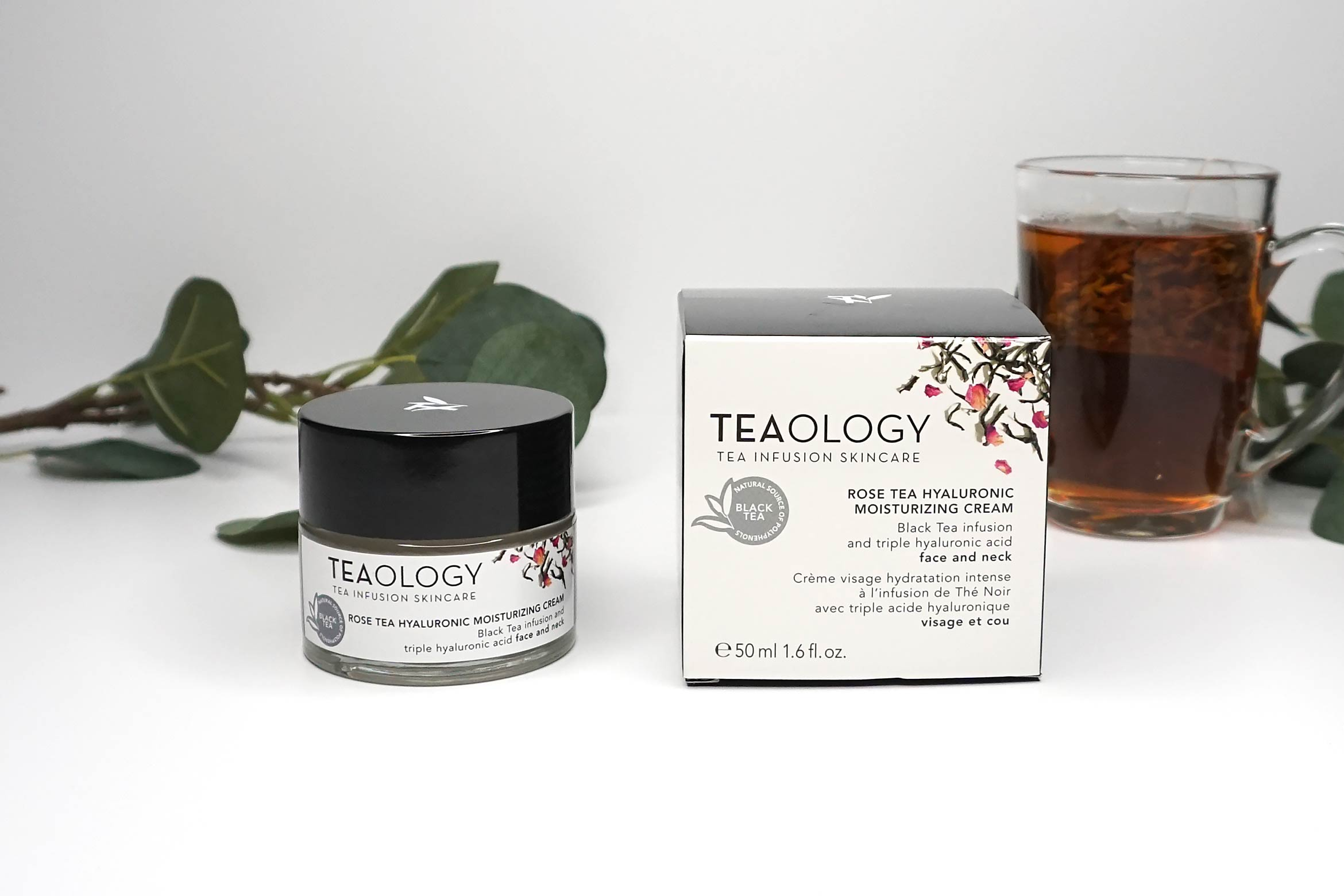 Teaology-Rose-Tea-Hyaluronic-Moisturizing-cream-review
