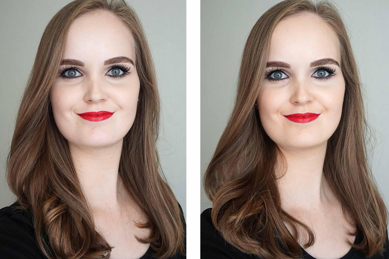 artdeco-moisturizing-skin-tint-review-look