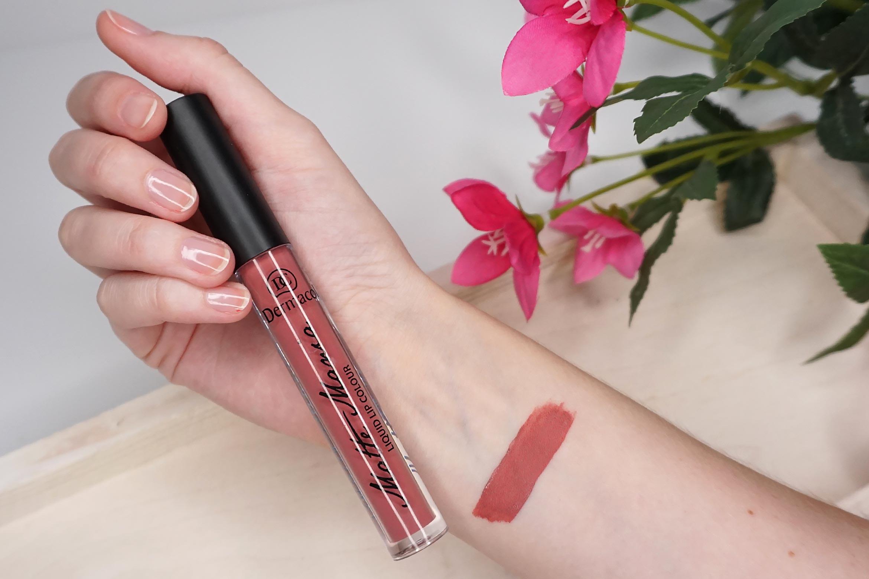 dermacol-matte-mania-liquid-lipstick-swatch-14-review