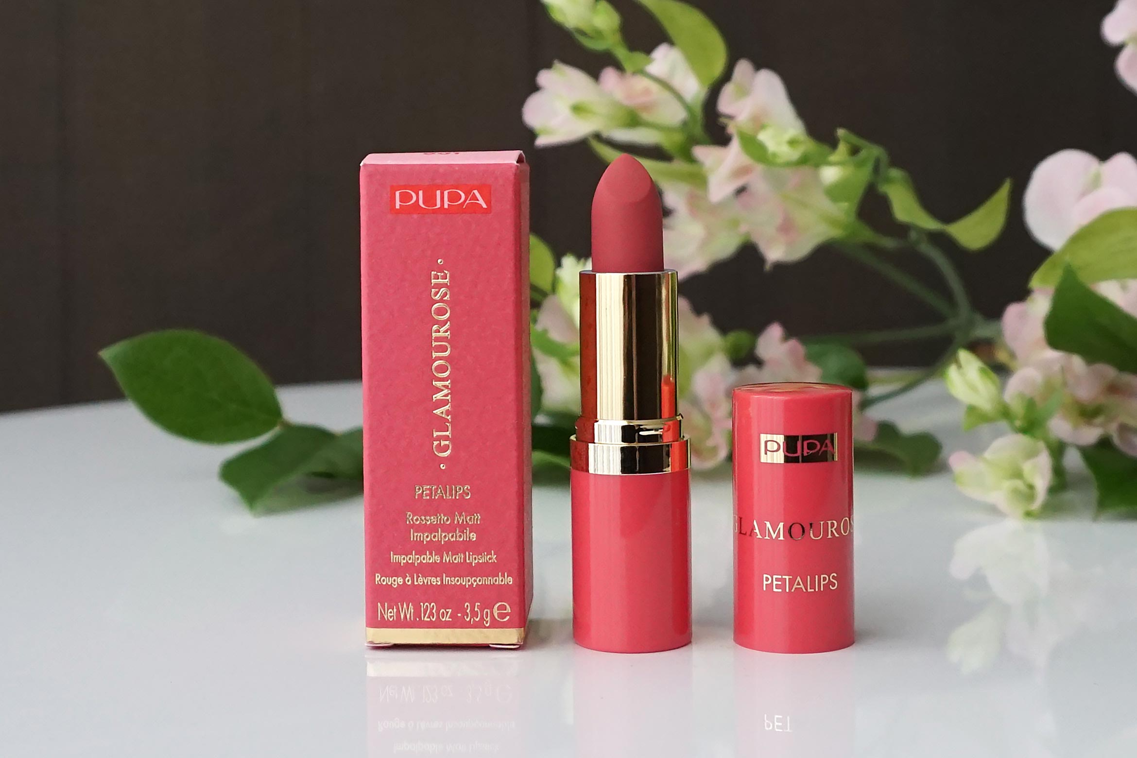 Pupa-Glamourose-Petalips-review