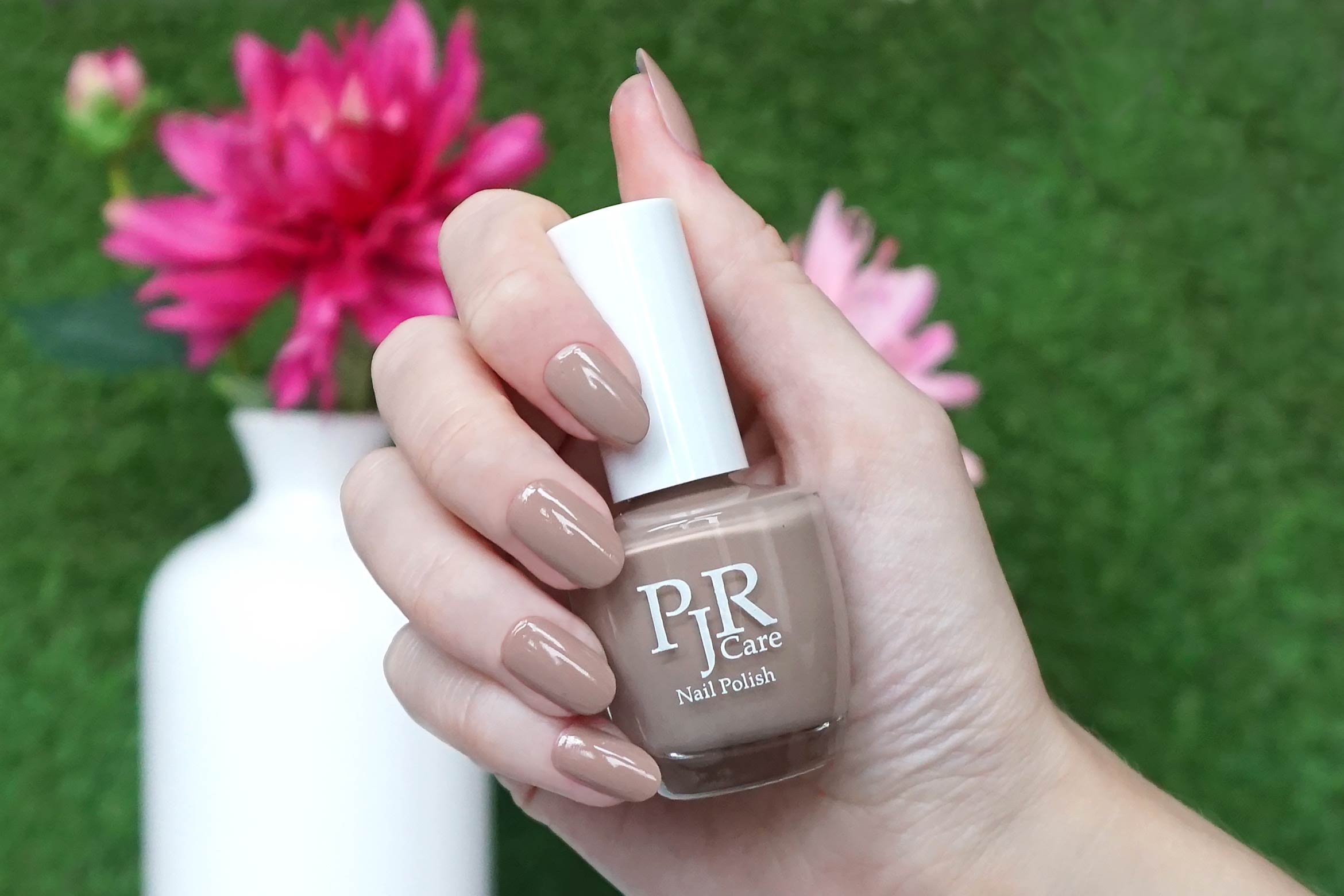 PJR care filled with light swatch