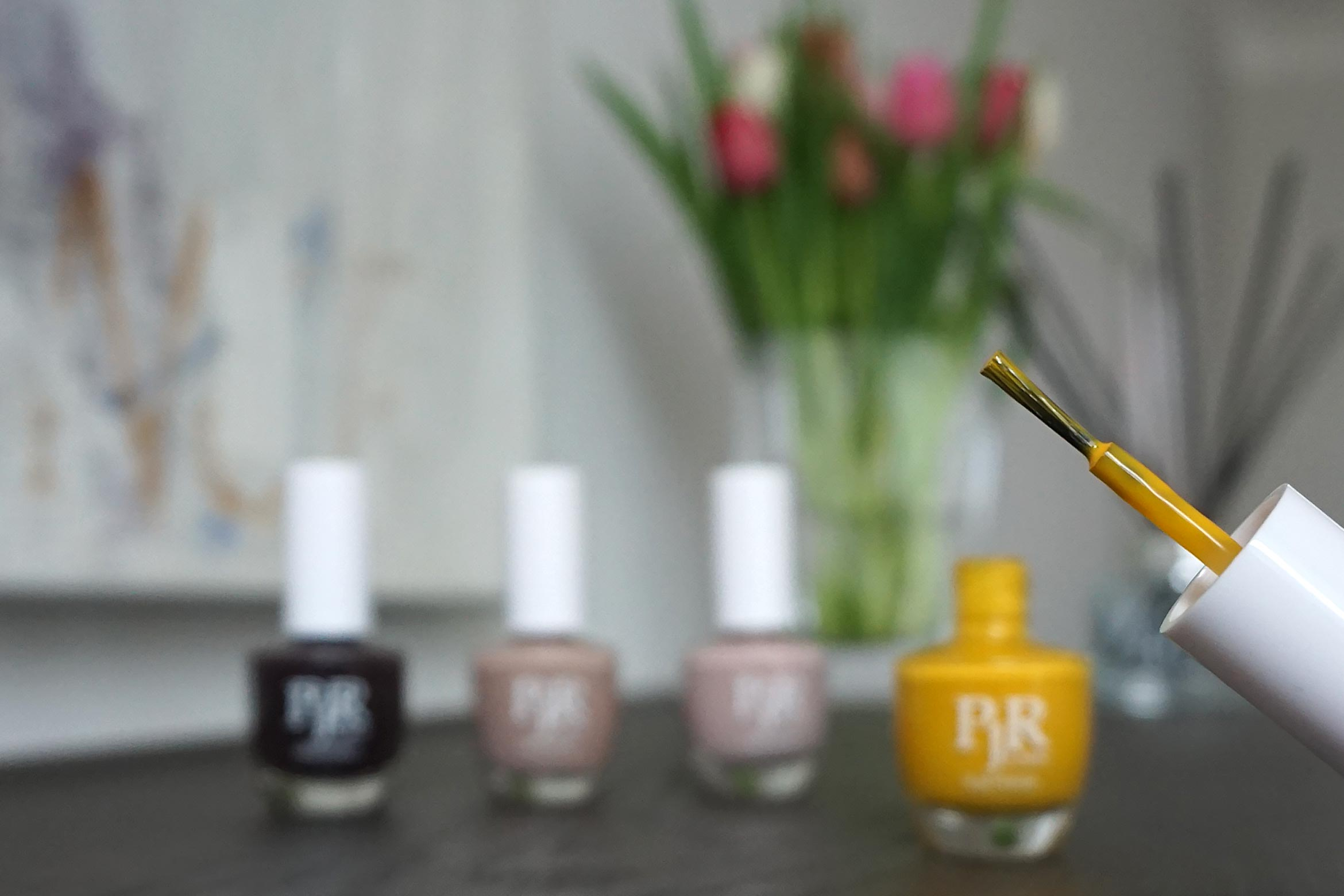 PJR care nagellak review