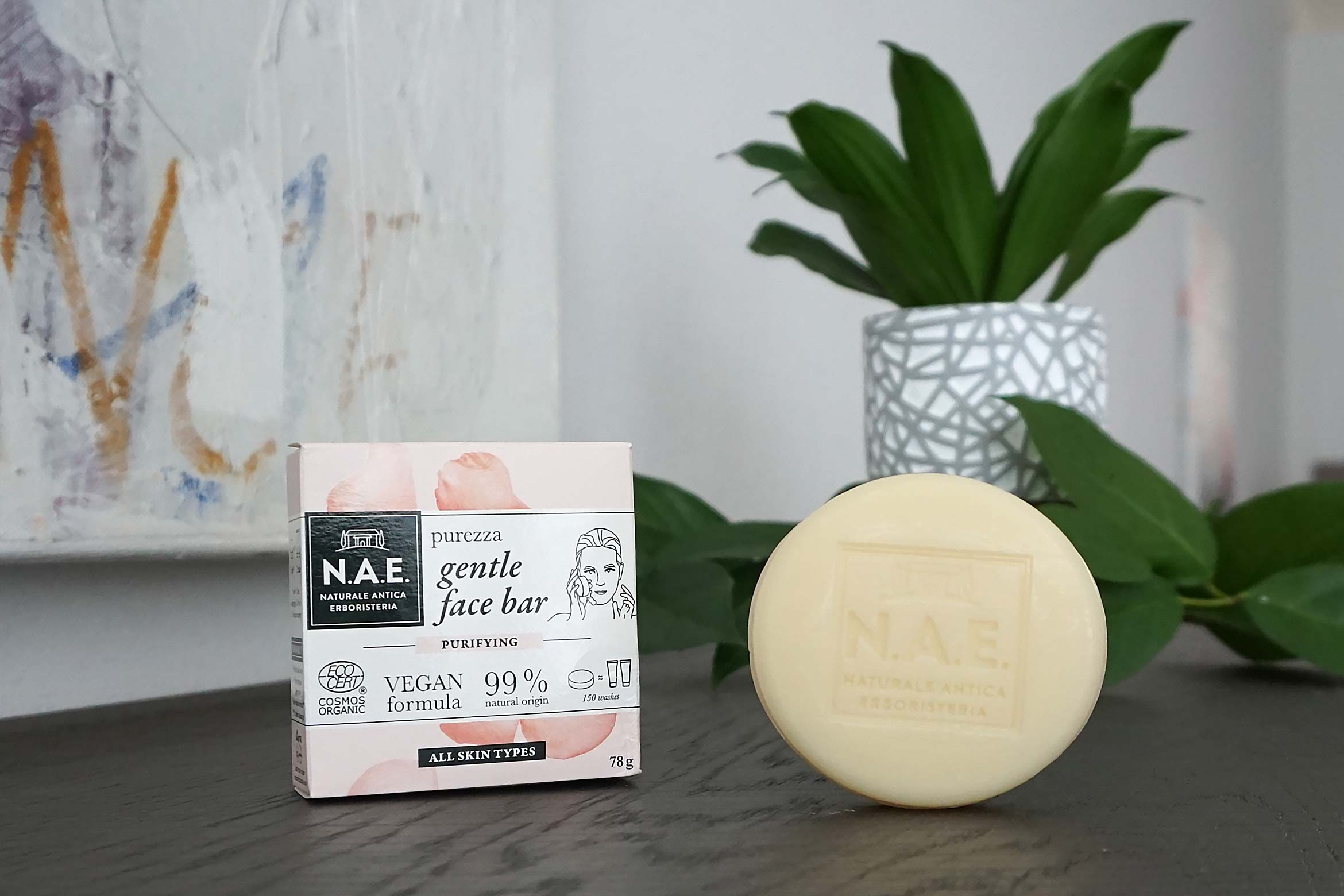 n.a.e. purezza gentle face bar review