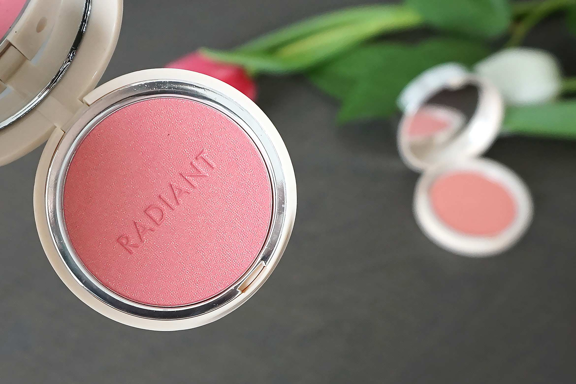 pupa extreme blush radiant review