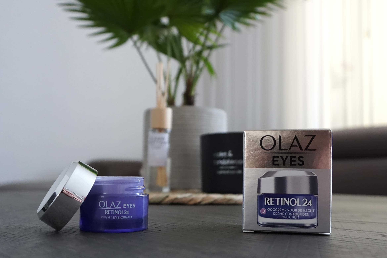 Olaz Regenerist retinol24 nacht oogcreme review-2