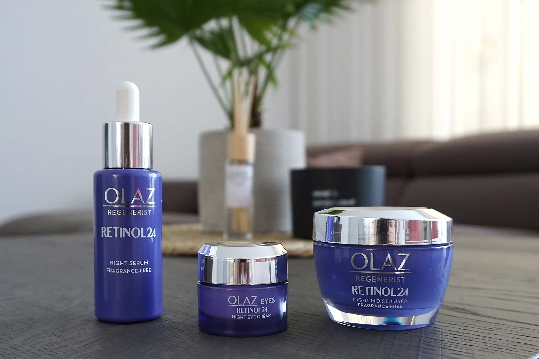 Olaz Regenerist retinol24 review-1