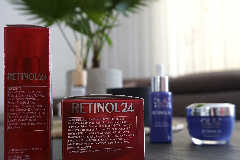 Olaz Regenerist retinol24 review-4