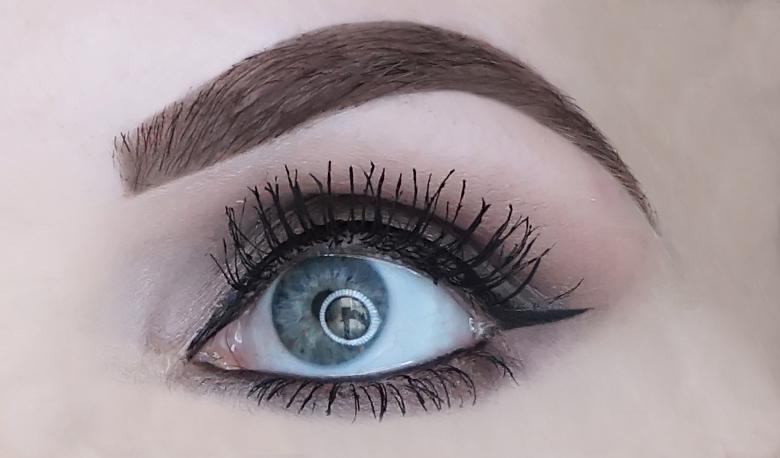 kruidvat lash define skinny mascara review-look