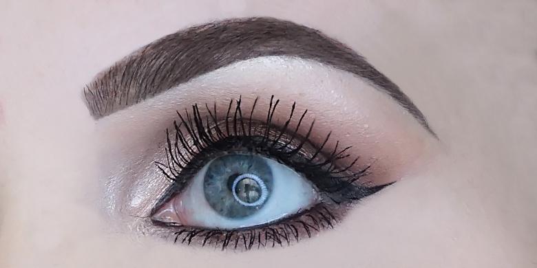 kruidvat maxx drama volume length mascara review look-2