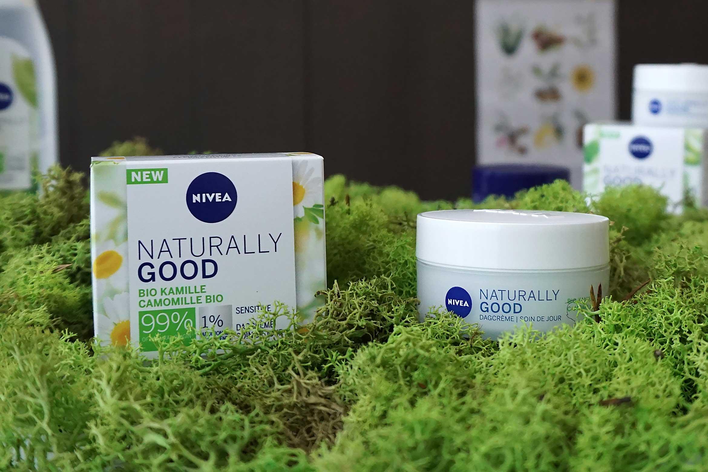 nivea naturally good dagcreme sensitive review