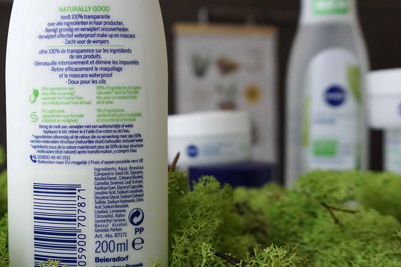 nivea naturally good hydraterende reinigingsmelk review-1